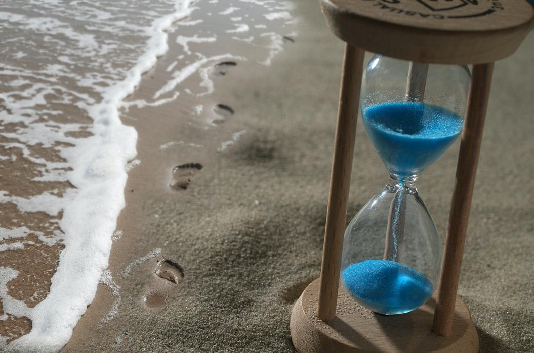 年齢と時間